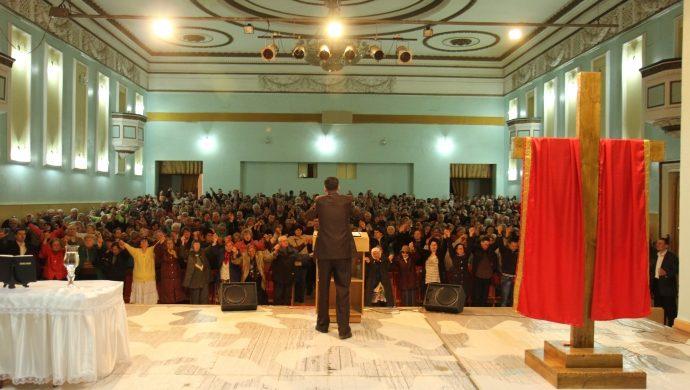 El evento en Moldavia muestra la fuerza de la Universal