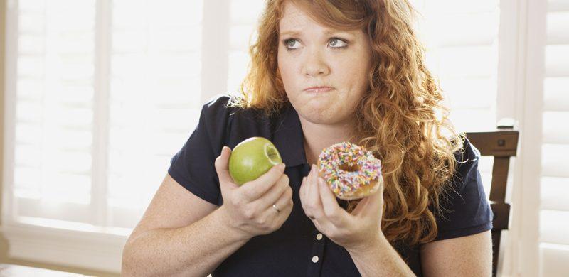 Errores comunes cometidos por quien hace dieta