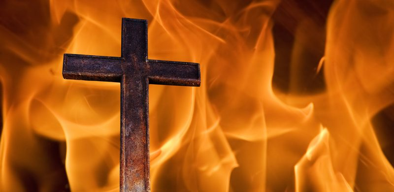 ¿Creyentes en el infierno?