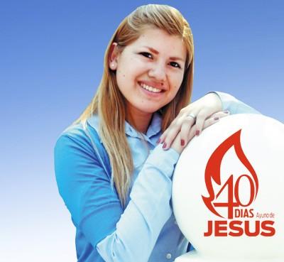 El Ayuno de Jesús moviliza al mundo