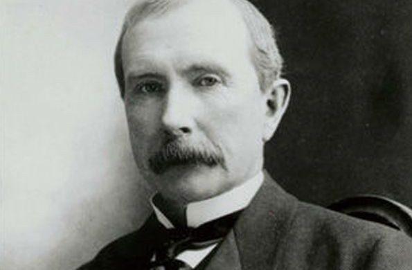 Testimonio de John D. Rockefeller