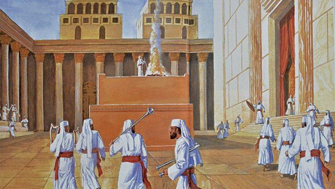 Los levitas son indispensables para el templo