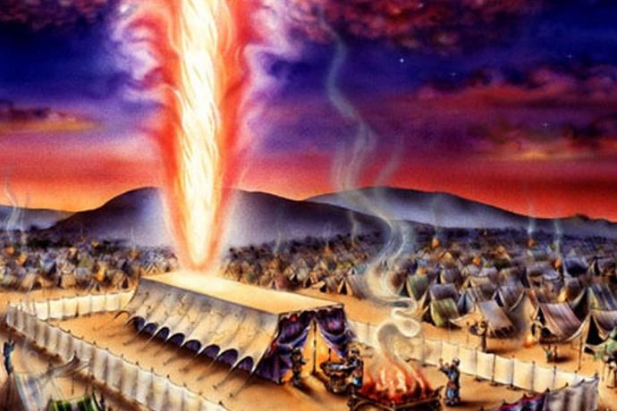 Sepa Cómo Era El Espacio De Oración En El Desierto Universal