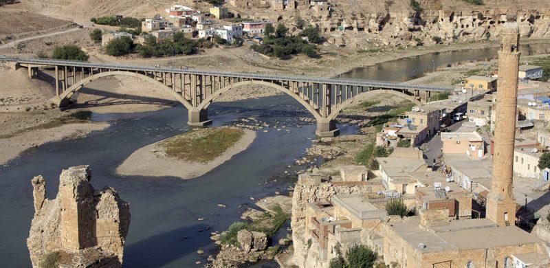 Lugares de la Biblia – Río Tigris