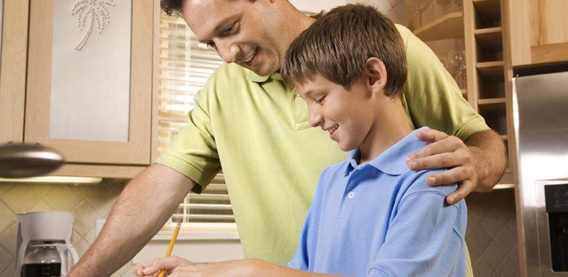 Los padres separados deben darles más atención a sus hijos