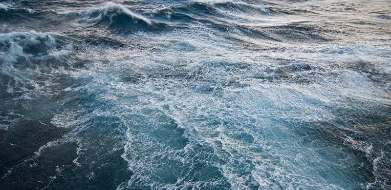 """Científicos encuentran las """"fuentes del gran abismo"""" del Diluvio"""