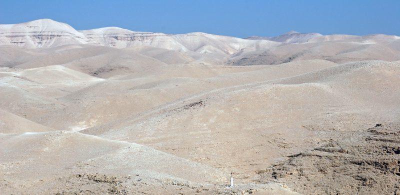 Jesús, nosotros y el desierto