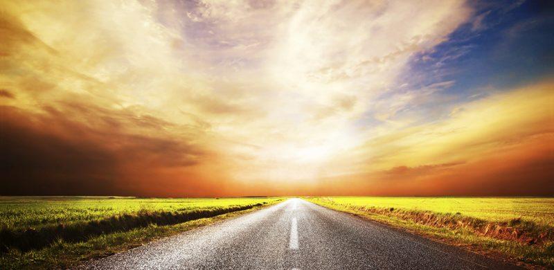 Camino hacia el fin de la vida