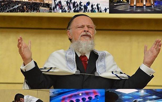Templo de Salomón: Primer día de Inauguraciones