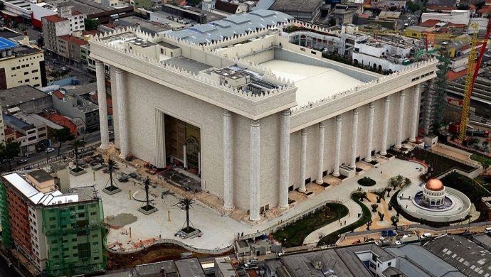 El Templo de Salomón en la recta final