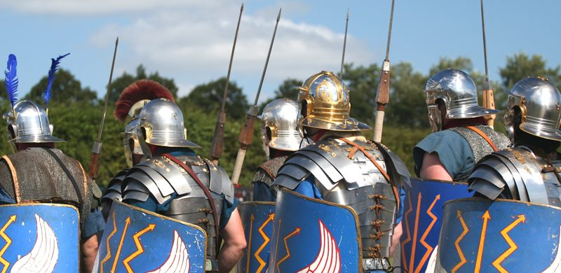 Costumbres de la Biblia – El ejército romano