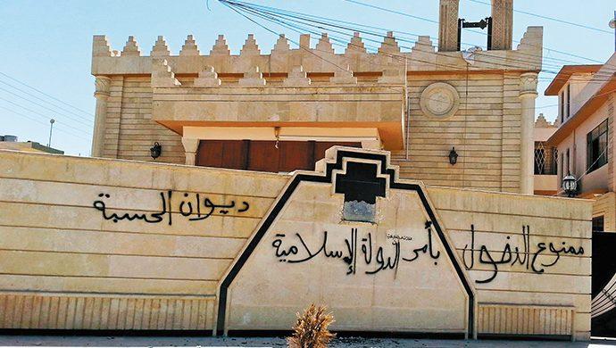 Mártires modernos: persiguen a cristianos en Irak