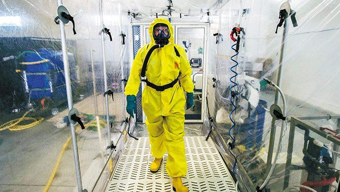 Una amenaza llamada Ébola
