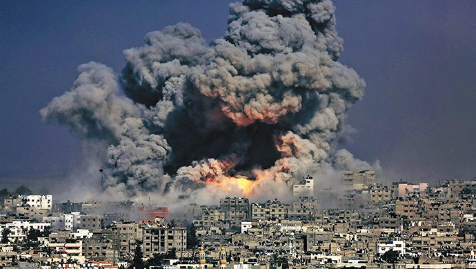El verdadero origen de la guerra en Medio Oriente