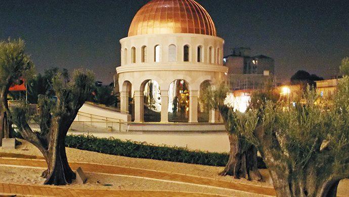 El Cenáculo en el Templo de Salomón