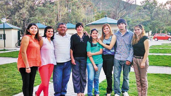La increíble historia de una familia de fe