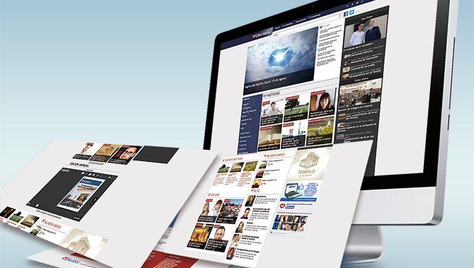 El nuevo portal de la IURD: Universal.org.ar