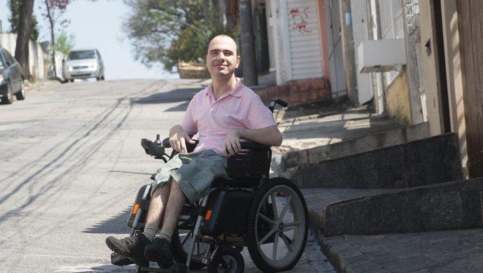 Discapacitados: ¿usted ya se puso en el lugar de ellos?
