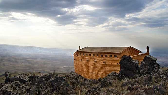 El Arca de Noé tendrá una réplica en Estados Unidos