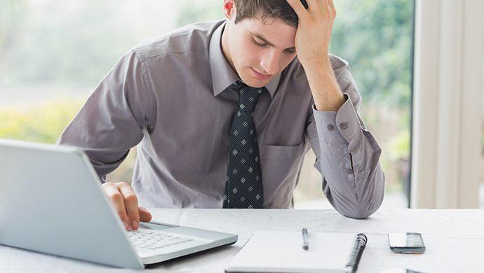 ¿Usted sufre con estrés en el trabajo?