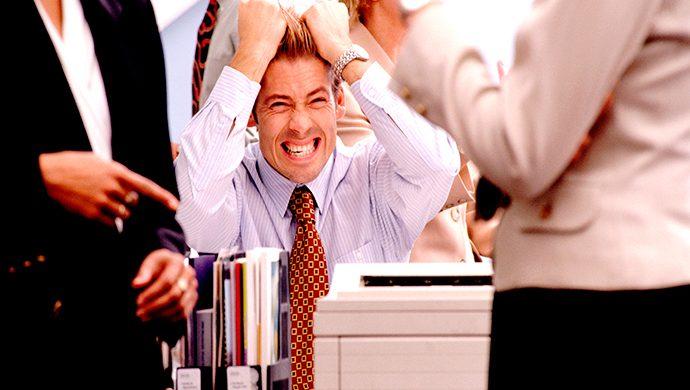 ¿Qué hacer cuando la emoción lo domina también en el trabajo?
