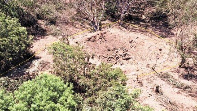 Fragmentos de un asteroide llegan a Nicaragua. ¿Una señal más del Apocalipsis?