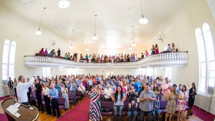 La Universal inaugura un nuevo Templo en Massachusetts