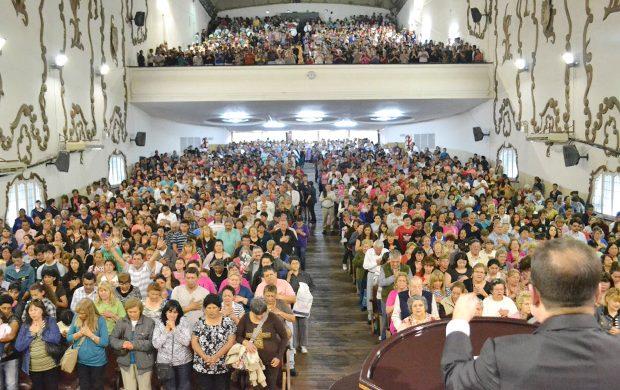 Reunión especial en San Juan