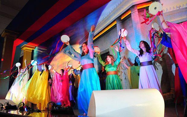 Fiesta de los Tabernáculos en Almagro