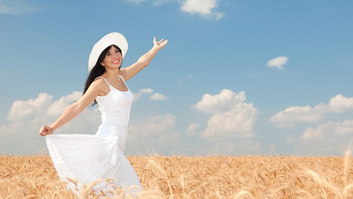Las vestiduras blancas