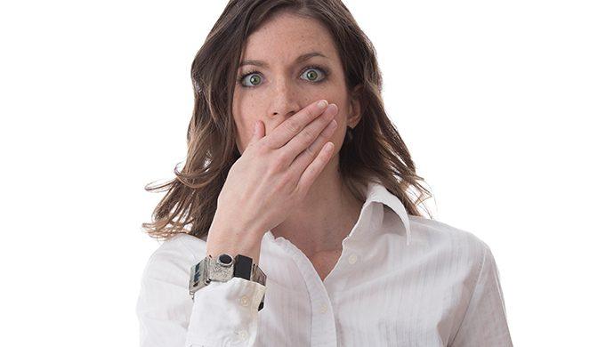 10 pasos para eliminar el mal aliento