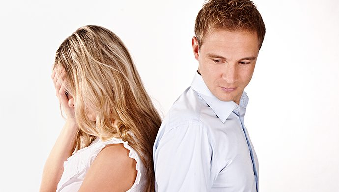 Yo fallé y mi esposa no deja de culparme. ¿Qué hago?
