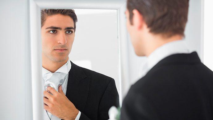 ¿Qué ve al mirarse al espejo?