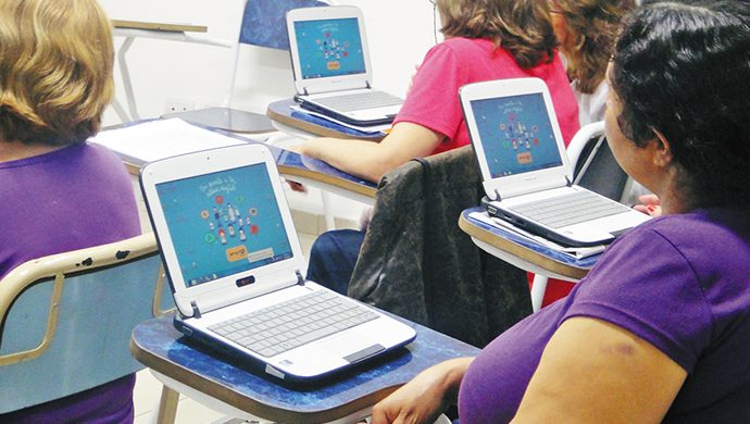 Alfabetización digital en la Universal