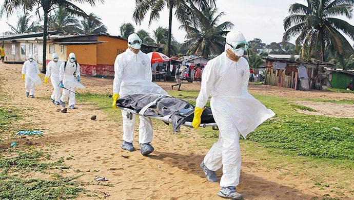 Ébola: ¿peste apocalíptica?