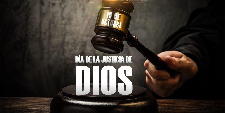 """El """"Día de la Justicia de Dios"""""""