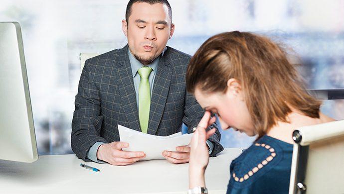 Cinco errores comunes a la hora de buscar trabajo