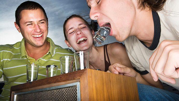"""La """"jarra loca"""", un peligro para los adolescentes"""
