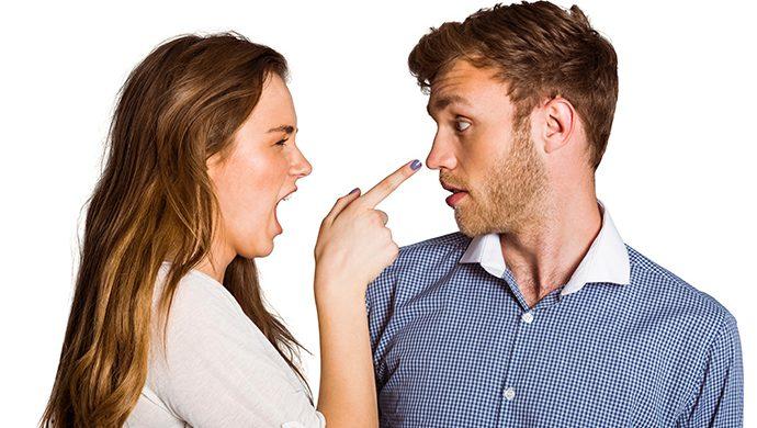 """""""Me equivoqué y mi pareja no deja de culparme. ¿Qué puedo hacer?"""""""