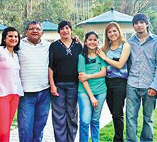 La increíble historia de una familia que buscó justicia de lo Alto