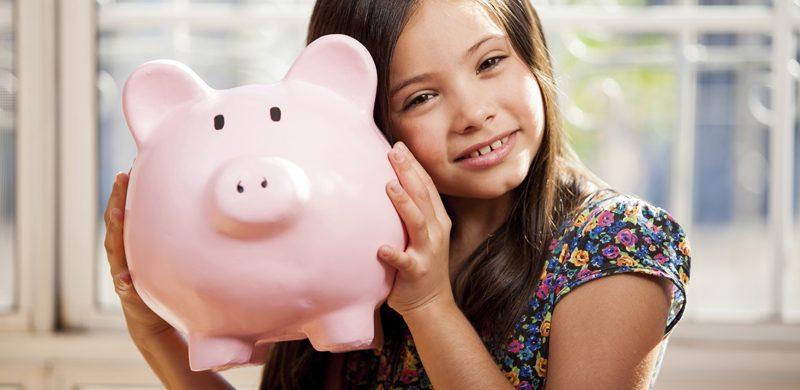 Qué hacer para que los pequeños administren su propio dinero