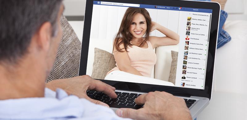 El Facebook puede terminar con su matrimonio