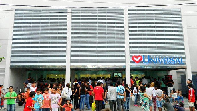 Inauguración de Santiago del Estero
