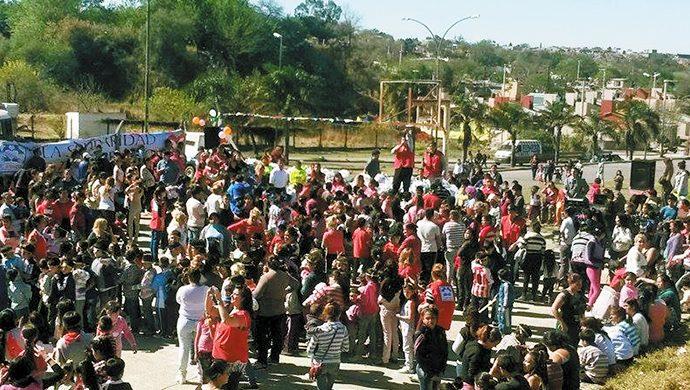 Córdoba: más de 500 personas en un evento solidario