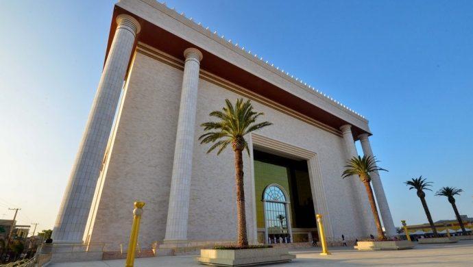El Templo de Salomón es destacado en un seminario de turismo