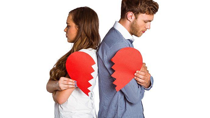 """""""Creo que es el amor de mi vida, pero si no funciona, me divorcio y punto"""""""
