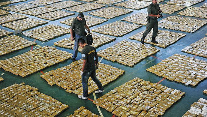 Avance del narcotráfico en Argentina