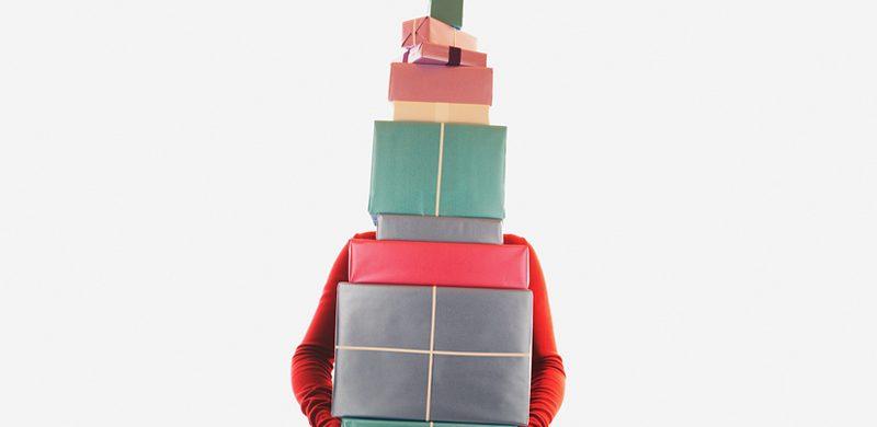Estrés navideño: ¿Ya ha comprado los regalos?