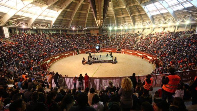 La Universal organizó un gran evento en Madrid