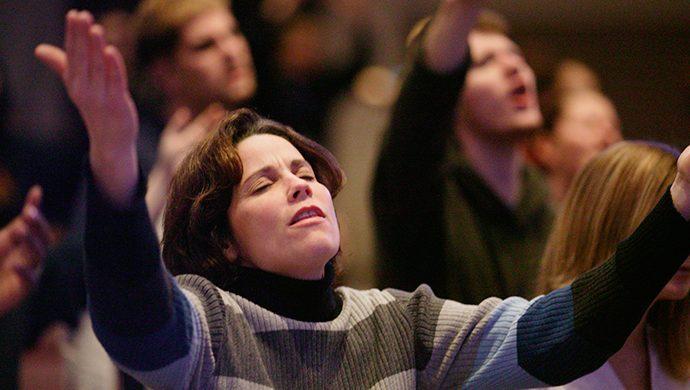 Servir a Dios, de corazón